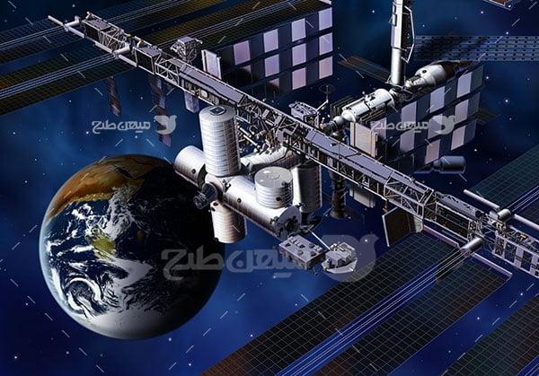 عکس تلسکوپ فضایی