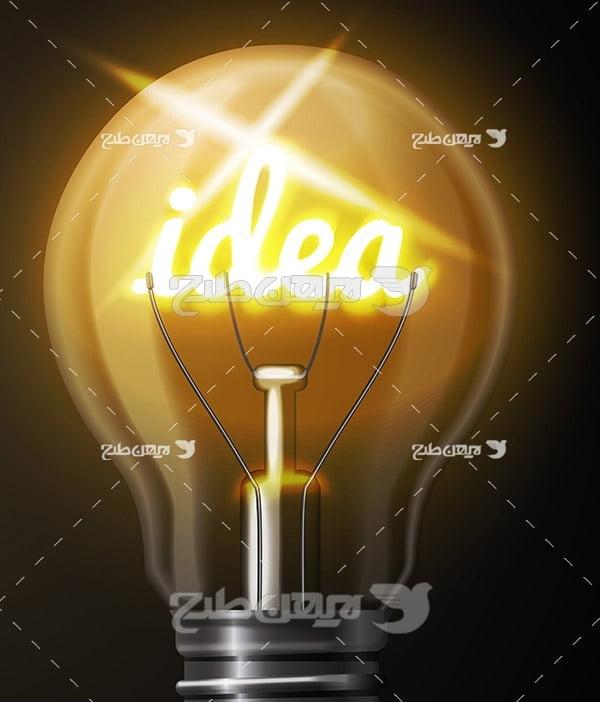 وکتور لامپ و الکتریکی