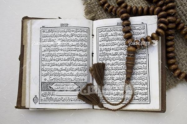 عکس قرآن و تسیبح