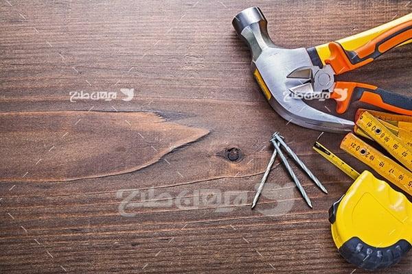 بک گراند ابزار