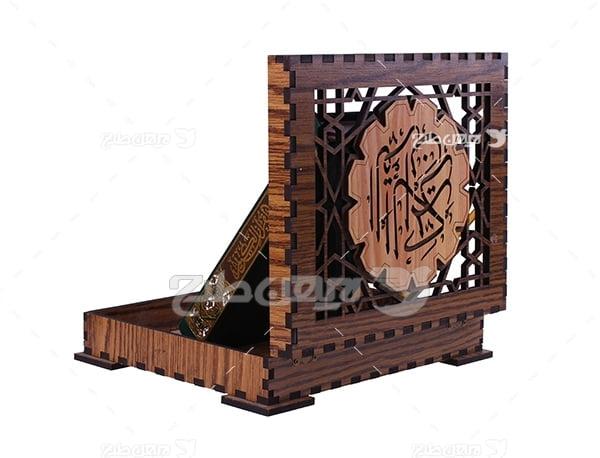 عکس جعبه قرآن زیبا