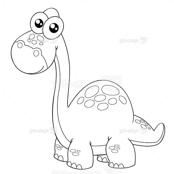 وکتور دایناسور