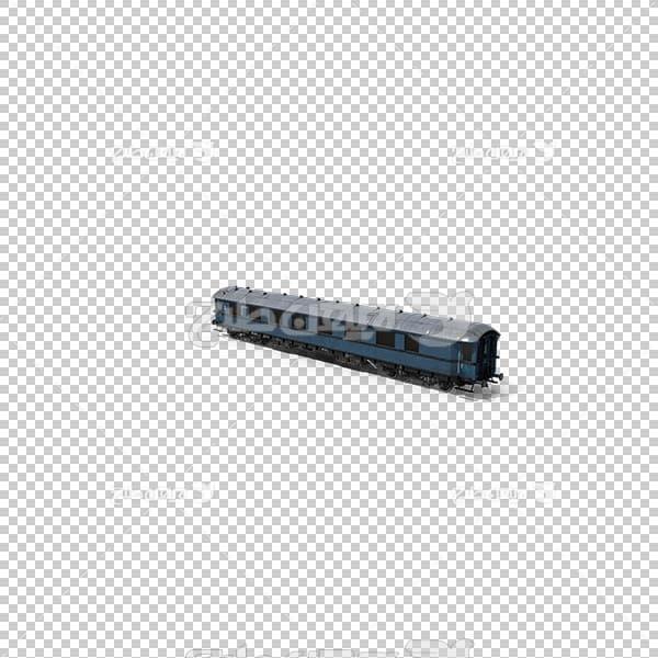 تصویر سه بعدی دوربری قطار