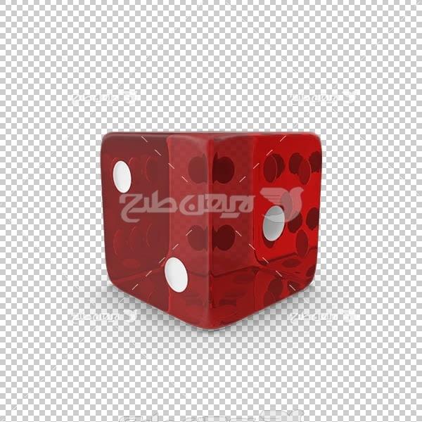 تصویر سه بعدی دوربری تاس و منچ
