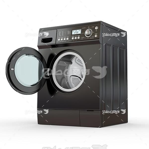 عکس ماشین لباسشویی