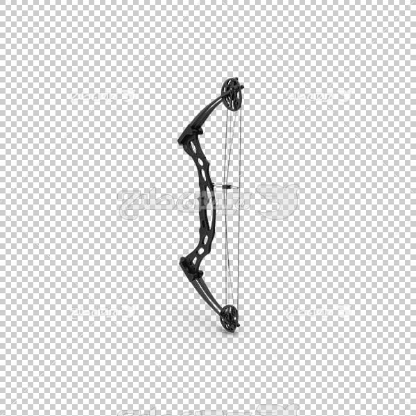 تصویر سه بعدی دوربری کمان