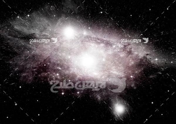 عکس منظومه شمسی