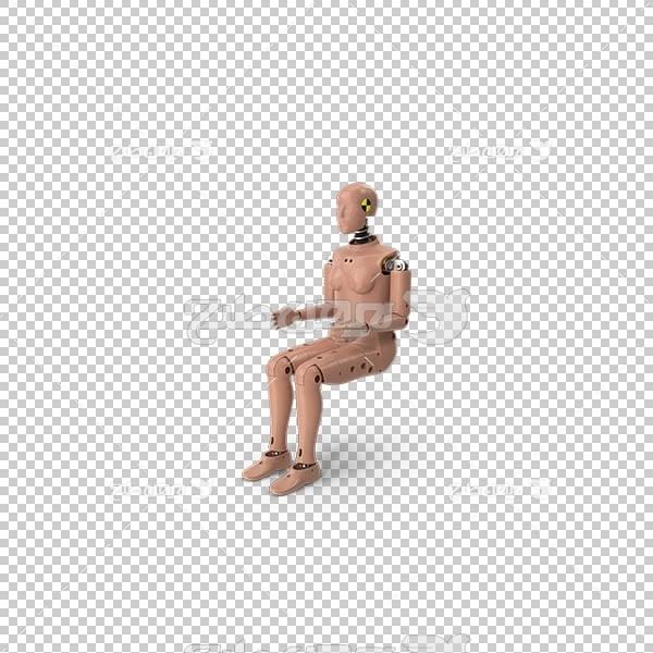 تصویر سه بعدی دوربری بدن انسان
