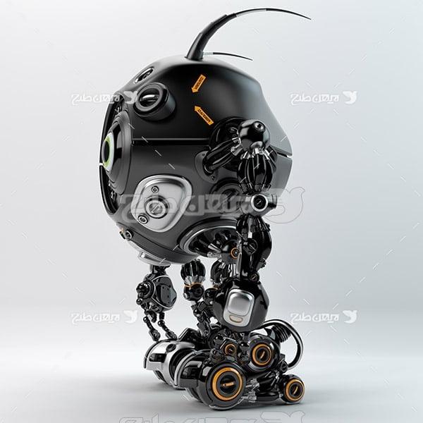 عکس ربات