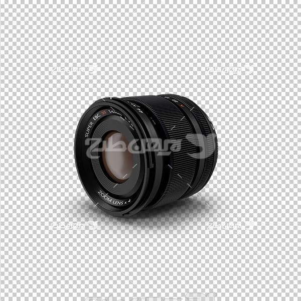 تصویر دوربری سه بعدی لنز دوربین
