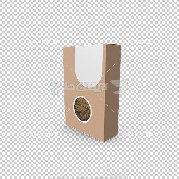 تصویر سه بعدی دوربری بسته پاستا