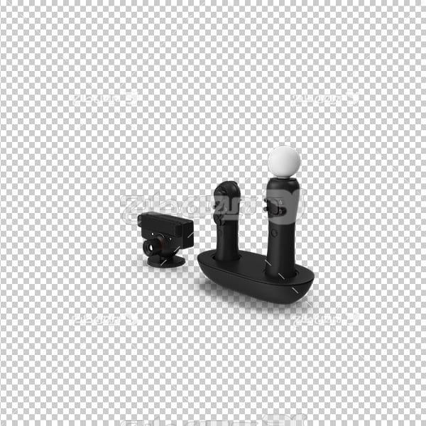 تصویر دوربری سه بعدی دوربین
