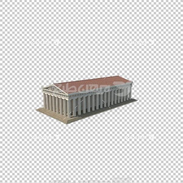 تصویر سه بعدی دوربری ساختمان