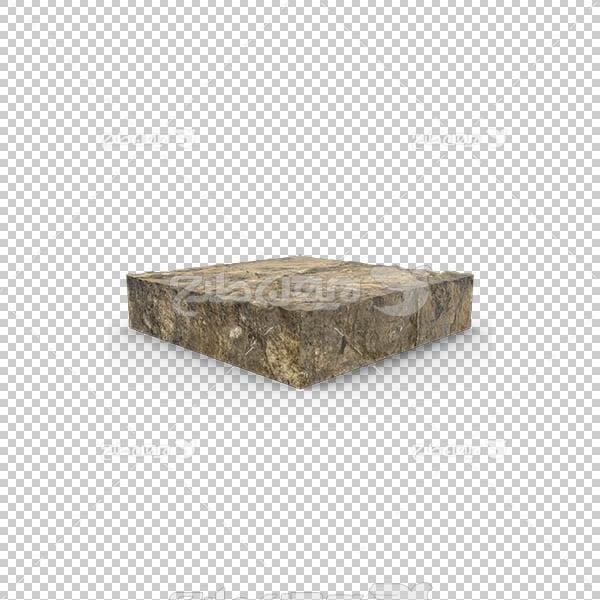 تصویر سه بعدی دوربری تخته سنگ