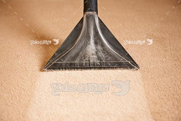 جاربرقی و موکت فرش