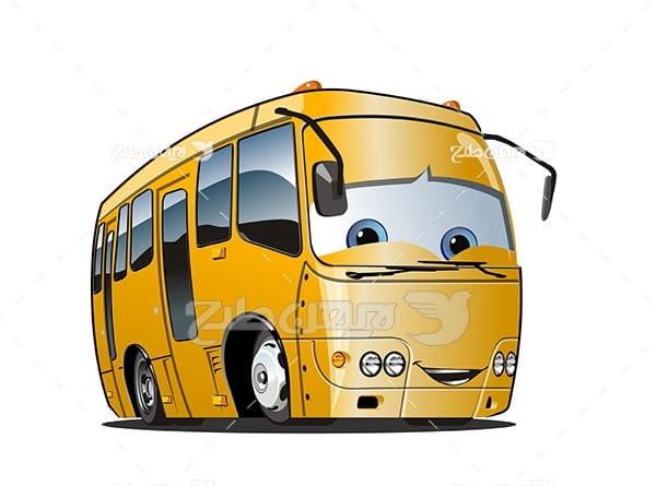 وکتور اتوبوس