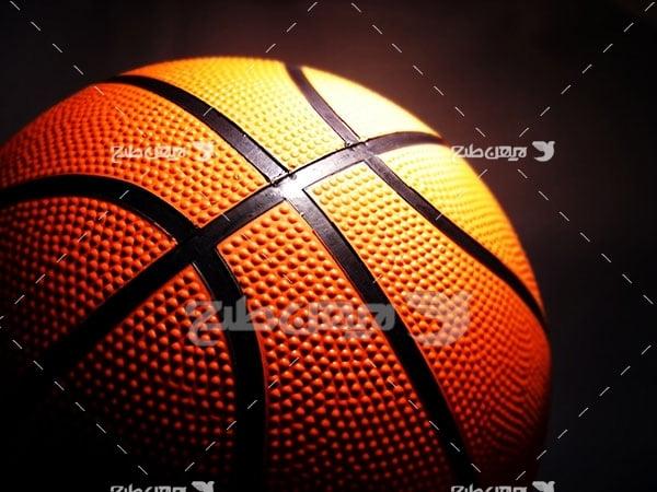 تصویر توپ بسکتبال