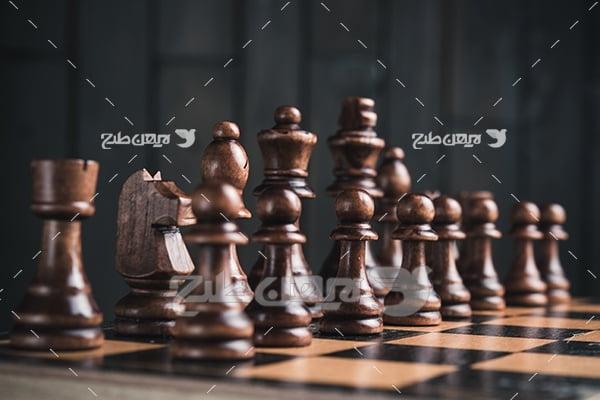 عکس شطرنج