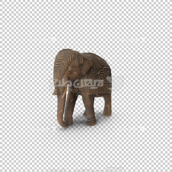 تصویر سه بعدی دوربری فیله مرغ
