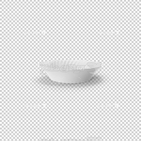تصویر سه بعدی دوربری ظروف آشپزخانه