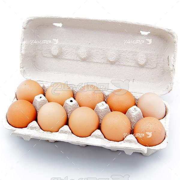 جعبه تخم مرغ محلی