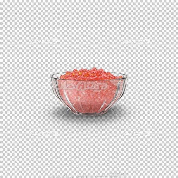 تصویر دوربری سه بعدی خاویار