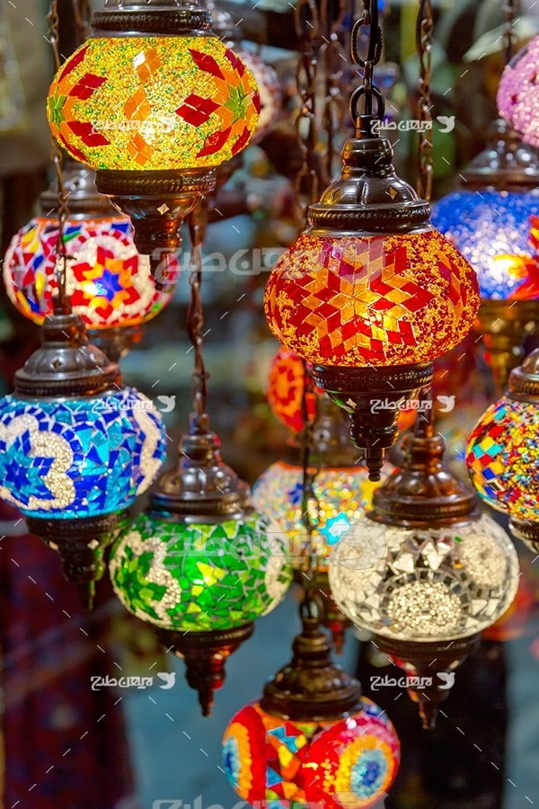 عکس فانوس ماه رمضان