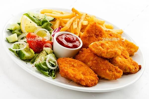 عکس غذا