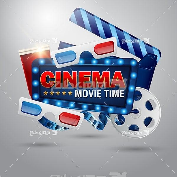 وکتور سینما
