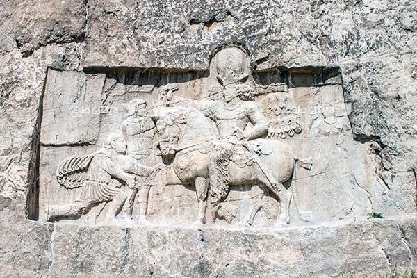 نقش و نگار های باستانی