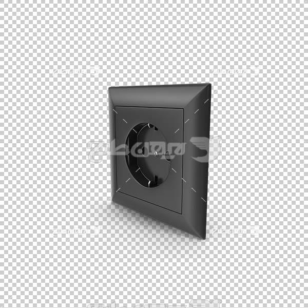 تصویر سه بعدی دوربری پریز برق