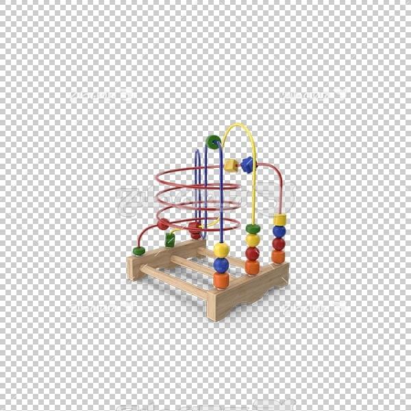تصویر سه بعدی دوربری وسیله بازی