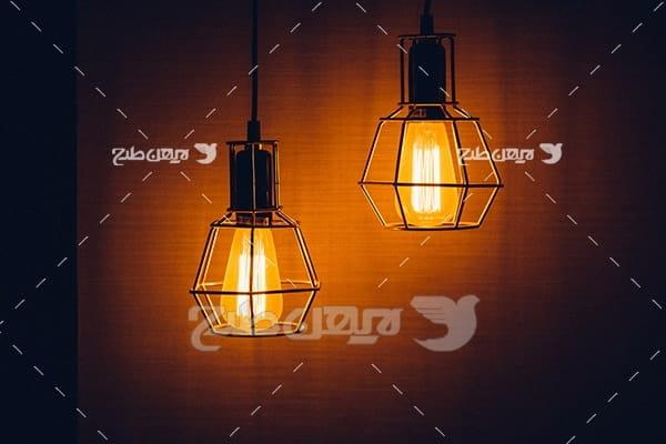 لامپ و هالوژن