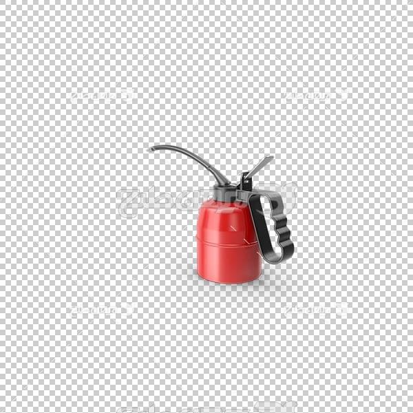 تصویر سه بعدی دوربری دستگاه روغن ریز