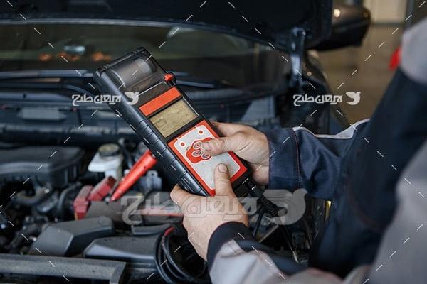 تنظیم موتور و تعمیرات