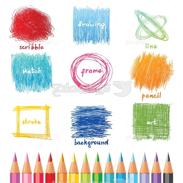 وکتور نقاشی و رنگ آمیزی