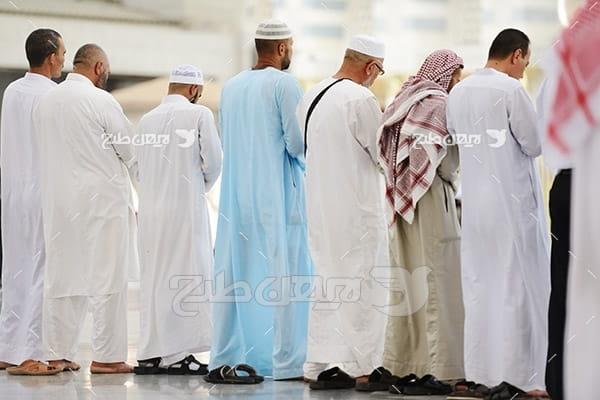 نماز خواندن مسلمان
