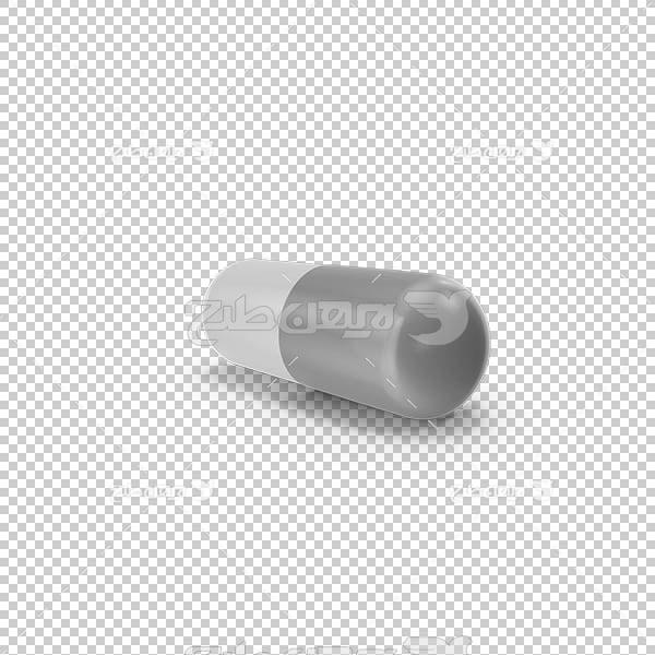 تصویر سه بعدی دوربری کپسول دارویی
