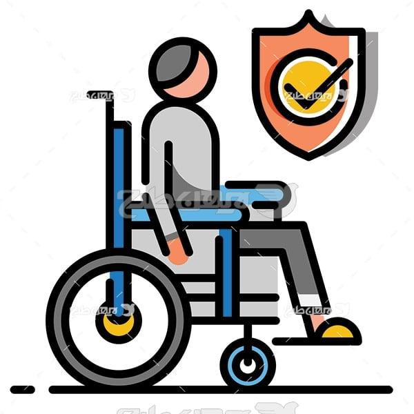 وکتور لوگوی پزشکی