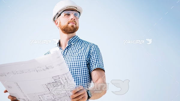 عکس تبلیغاتی مهندسی
