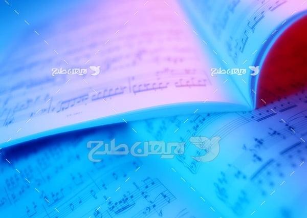 کتاب نت موسیقی