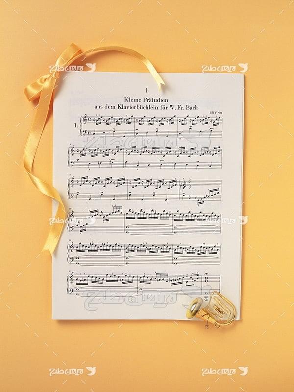 صفحه نت موسیقی