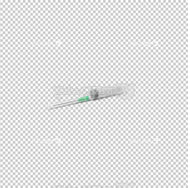 تصویر دوربری سه بعدی سرنگ