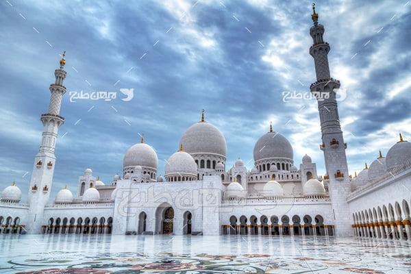 عکس مذهبی مسجد اهل سنت
