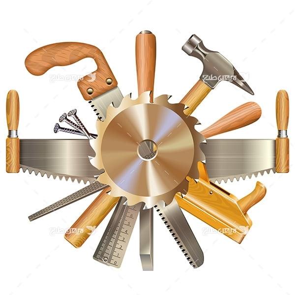 طرح  انواع ابزارها