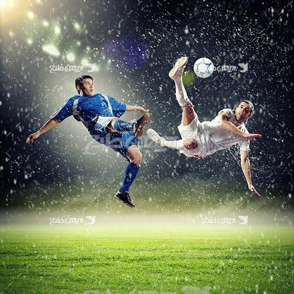 عکس ورزش فوتبال