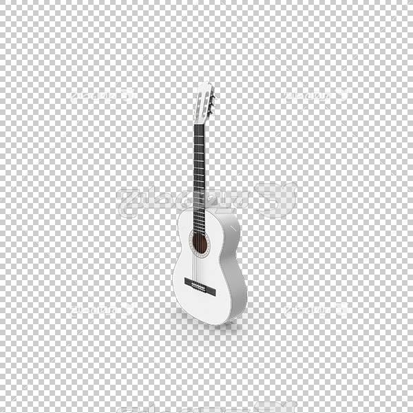 تصویر سه بعدی دوربری گیتار
