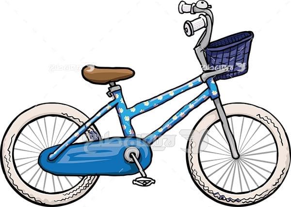 وکتور ورزش دوچرخه
