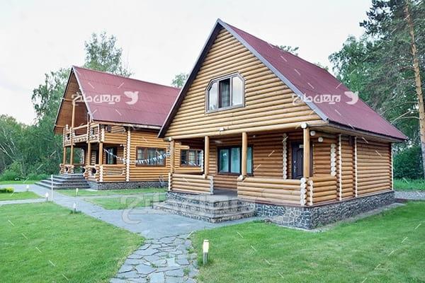 خانه چوبی