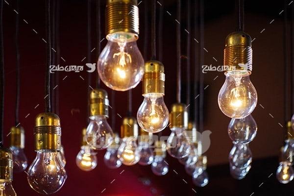 عکس لامپ